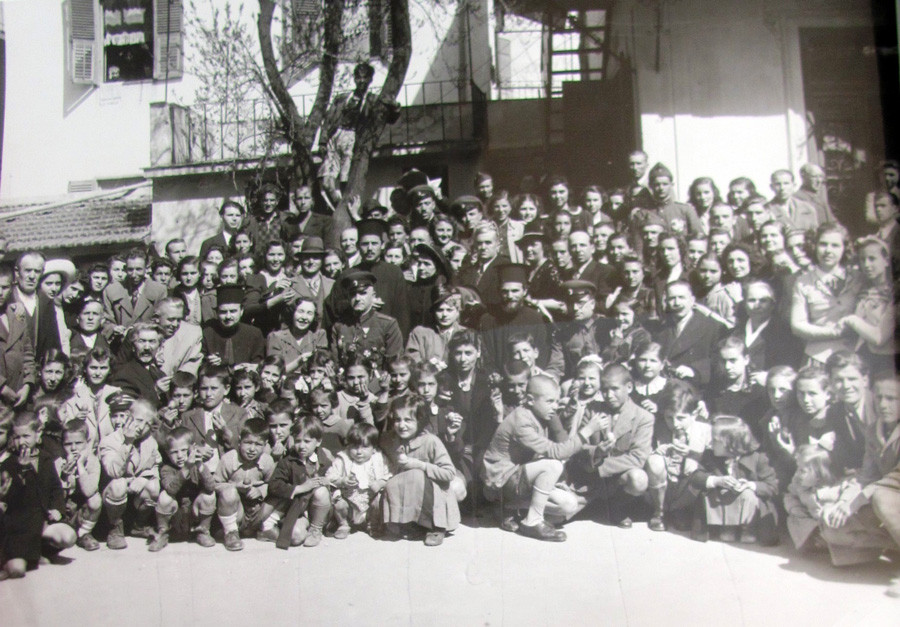Τhe Bulgarian School in Thessaloniki during the Second World War
